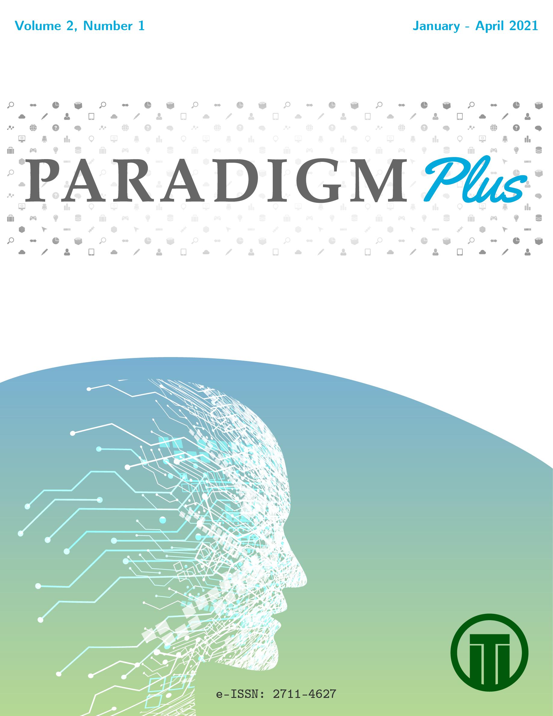 ParadigmPlus Volume 2, Number 1 (2021)